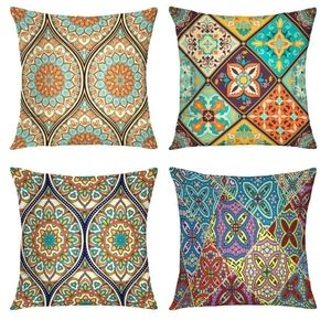 4 piece pillow covers